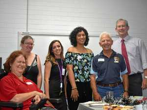 Gympie's brightest volunteers reflect on a year of hard work