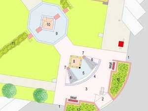 REVEALED: What the new war memorial will look like