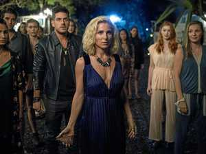 Elsa Pataky makes a splash in first Aussie TV role