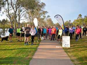 Extra parkrun action during festive season