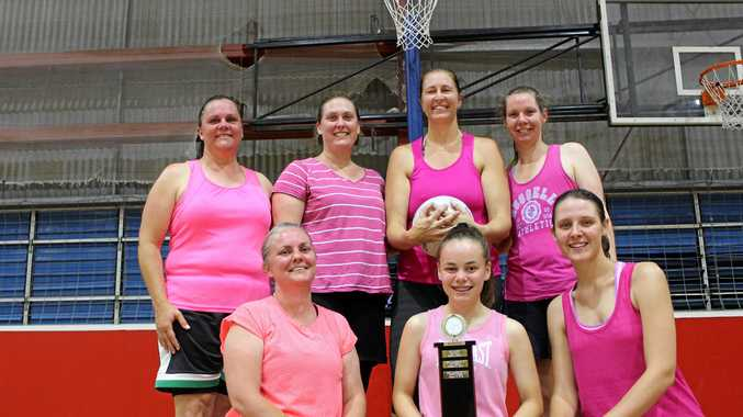 Pink Ladies snatch final victory