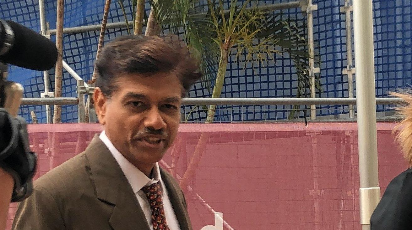 ACUSED: Dr Elamurugan Arumugam.