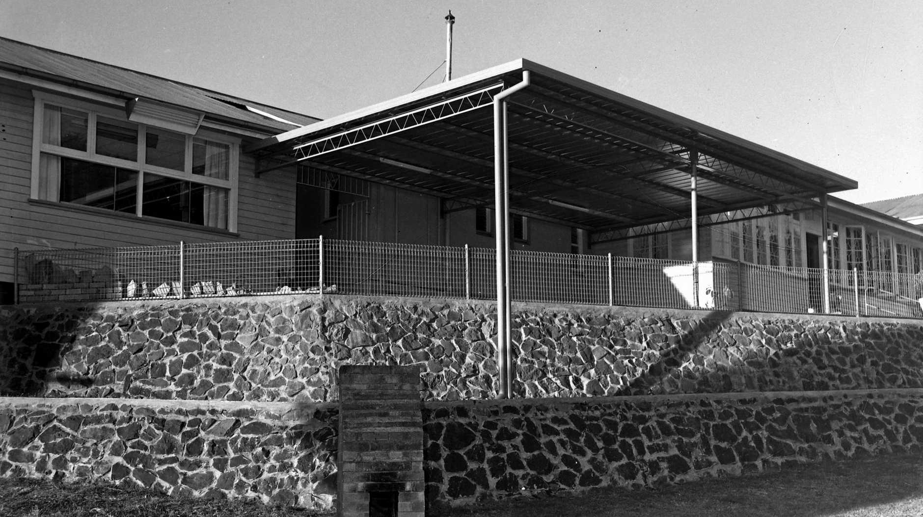 UNHAPPY MEMORIES: The North Coast Children's Home. Circa 1970. Photo The Northern Star Archives