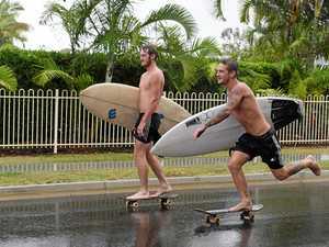 BRACE FOR BIG WET: Heavy rain, winds to lash Fraser Coast