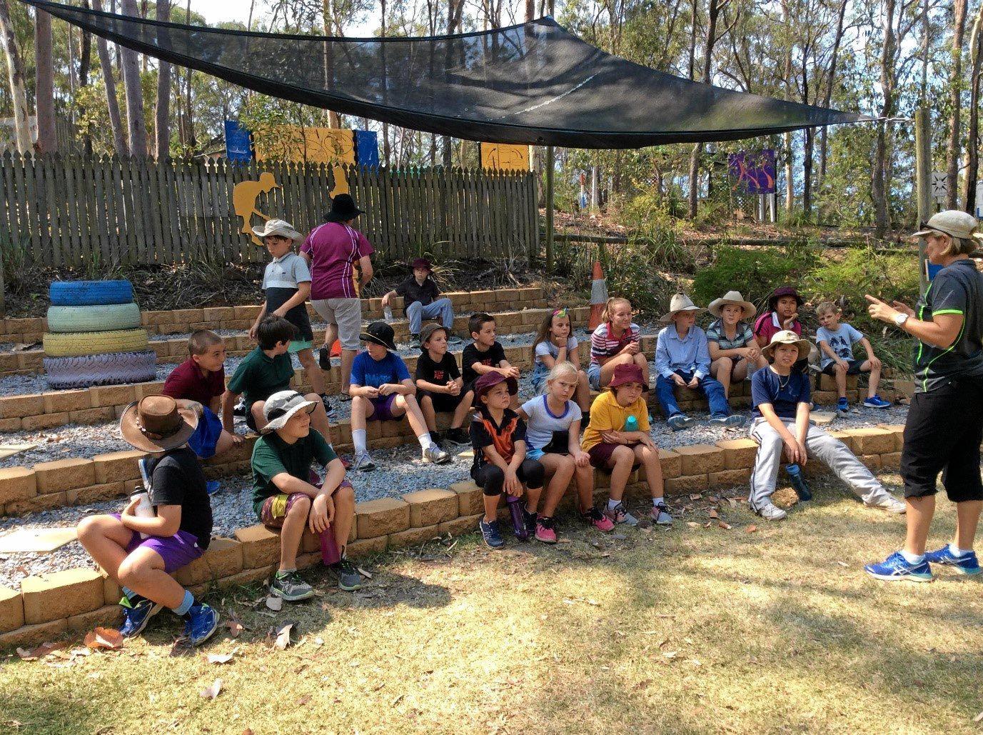 Boyne Island Camp, Biggenden State School.
