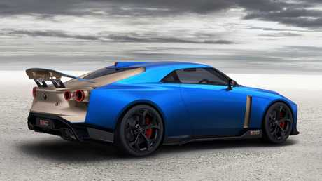 The GT-R50 joins the exclusive 500kW-plus club.