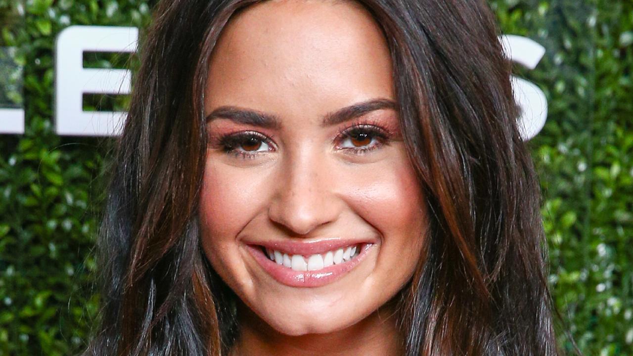 Singer Demi Lovato appears to have a new boyfriend. Picture: Getty