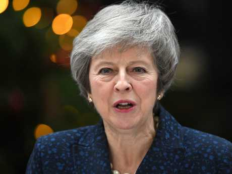 Briitish Prime Minister Theresa May is in combative mode saying she will fight the leadership challenge