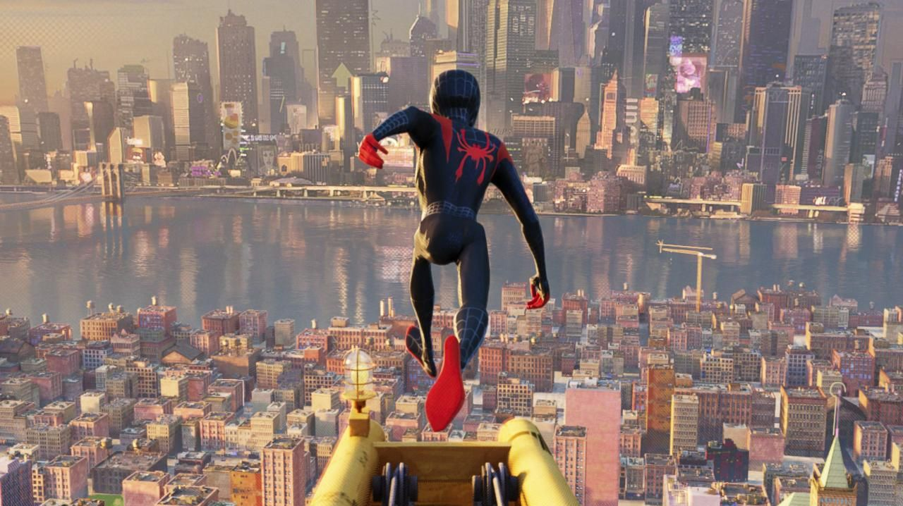 It's Spider-Man but not as you know it.