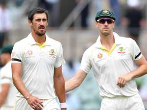 Aussie cricketers cop a really rude shock