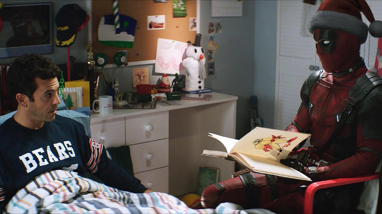 Fred Savage and Ryan Reynolds.