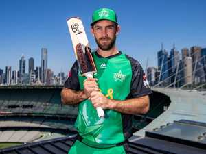 Test dream still burns for Maxwell