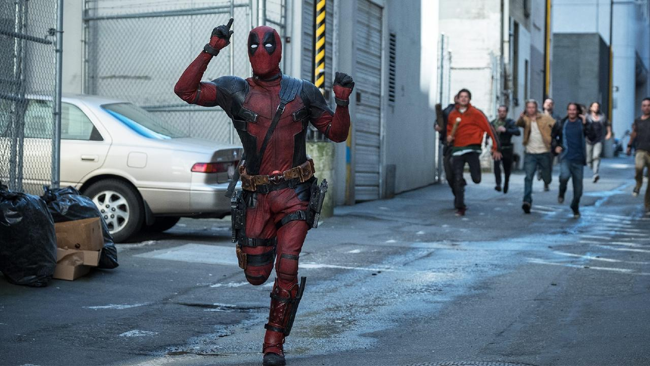 Ryan Reynolds in Once Upon a Deadpool.