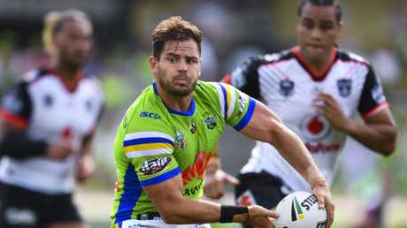 Sezer holds the key for Canberra. AAP Image/Lukas Coch.