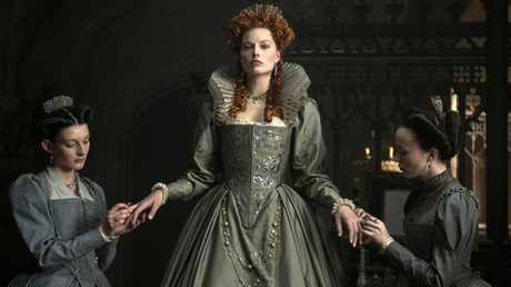 Margot Robbie plays Queen Elizabeth. Picture: Parisa Tag/Focus Features via AP