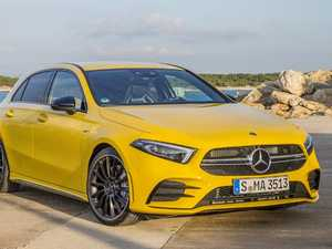 Most affordable Mercedes-AMG model set to be launched