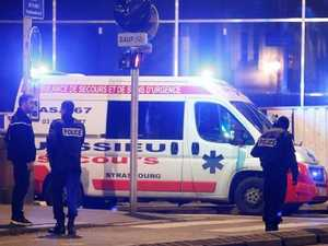 Police respond to gunfire in France