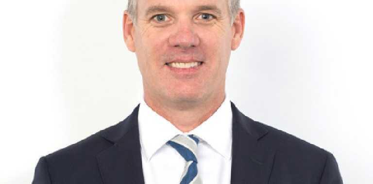 Stanmore Coal Managing Director Dan Clifford