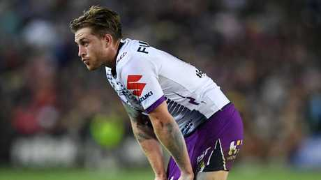 What will Melbourne do with Cameron Munster? AAP Image/Joel Carrett.