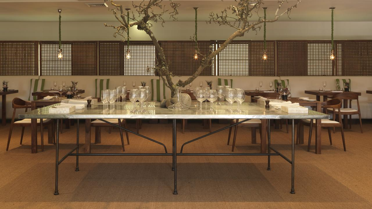 You could cook at home or head to award-winning Biota.