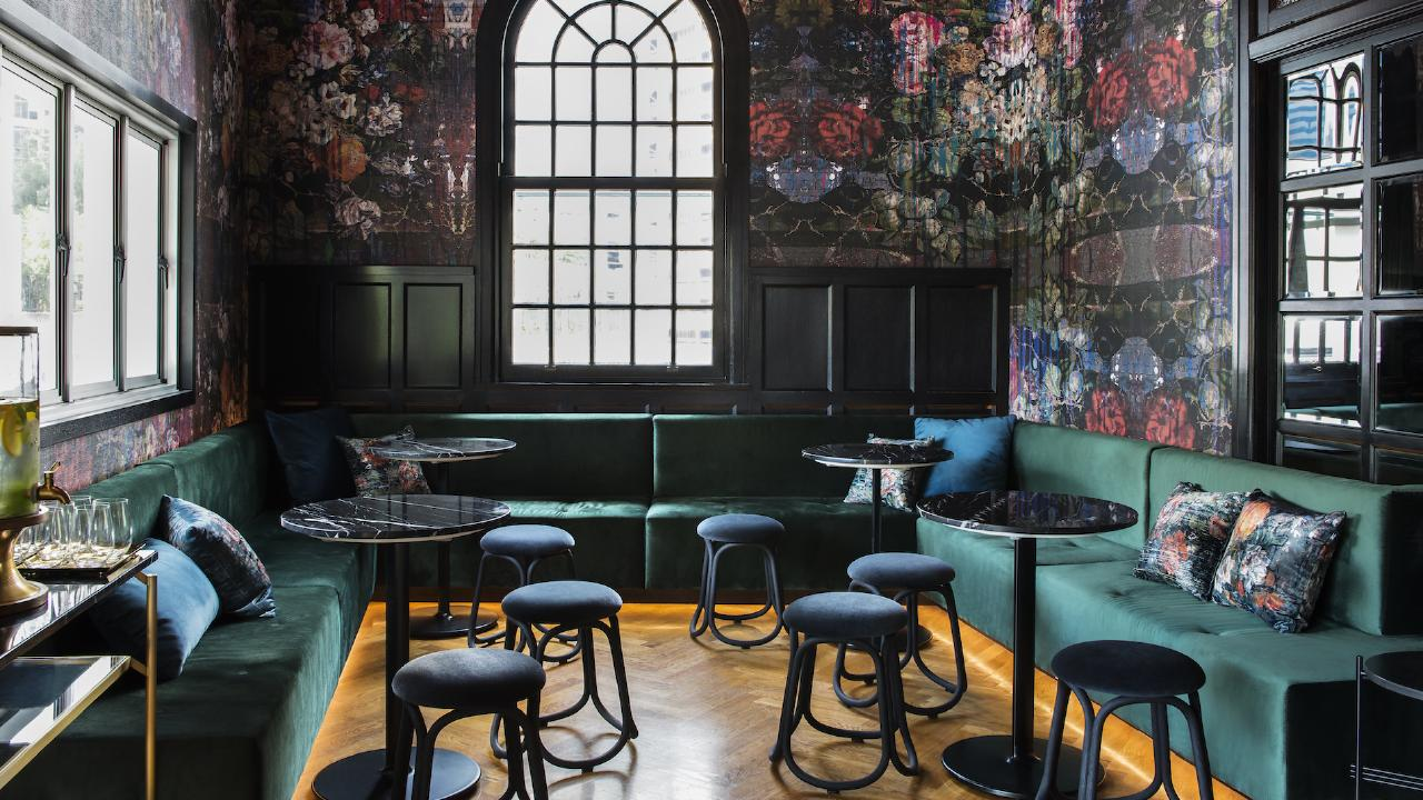 Tuck into the three-course family feast in the Art Deco surrounds at the Ovolo Inchcolm.