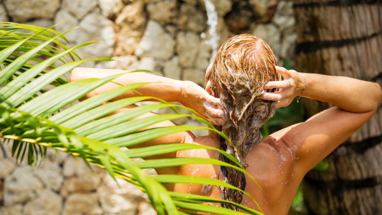 Townsville City Council has received a recommendation to disable showers at free camp grounds after complaints about people washing in the nude. Picture: istock