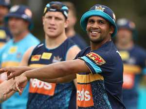 Peachey's Titans: 'We will shock you'