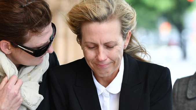 Former teacher Sonia Ruth Mackay has been jailed for more than four years. Picture: David Mariuz/AAP