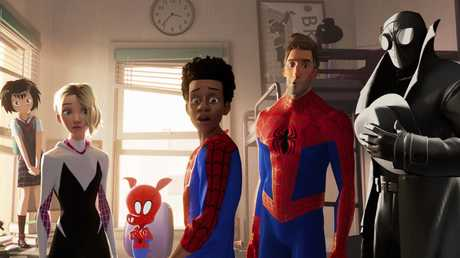 Spider-peeps assemble!