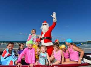 The Mooloolaba Surf Club will hold a Santa at the