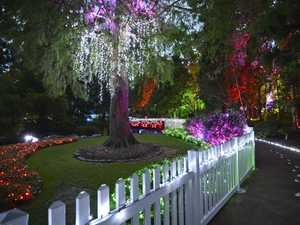 Christmas Wonderland at Nerima Gardens in Queens