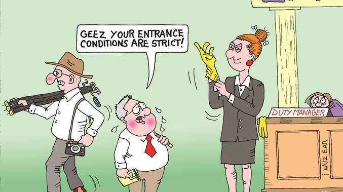 Peter Patter cartoon 14/12/18