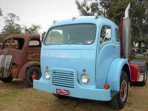 White trucks will muster in March at Kyabram