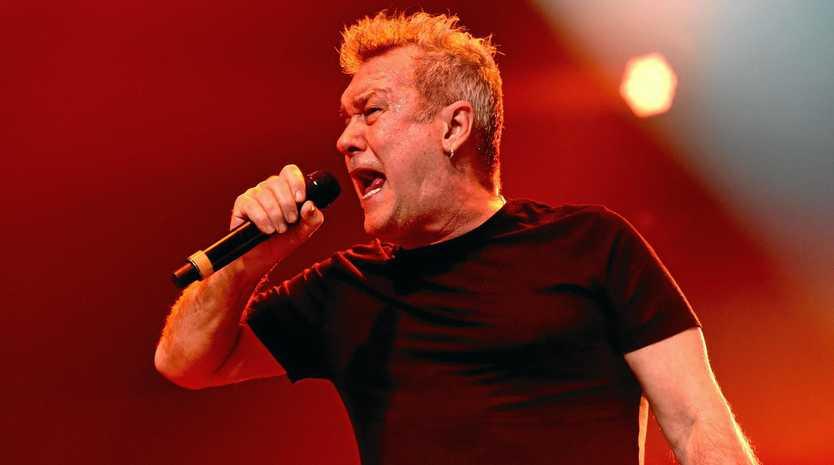 AUSSIE ROCKER: Jimmy Barnes is headlining the 2019 Red Hot Summer Tour.