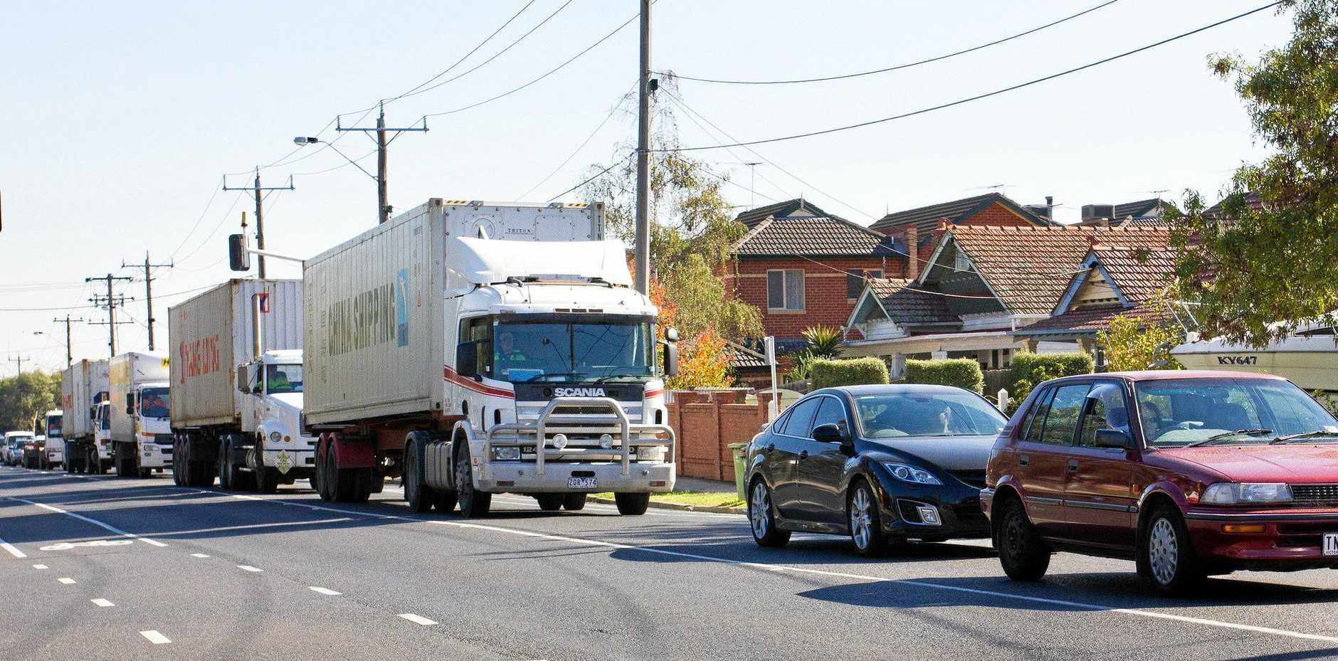 CLEANER STREETS: The Maribyrnong Truck Action Group is looking forward to resuming talks with the government.