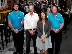 Safety ambassadors begin patrols in Ipswich CBD