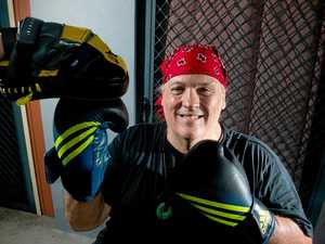 Disability counter punch: Mackay's mans spina bifida fight
