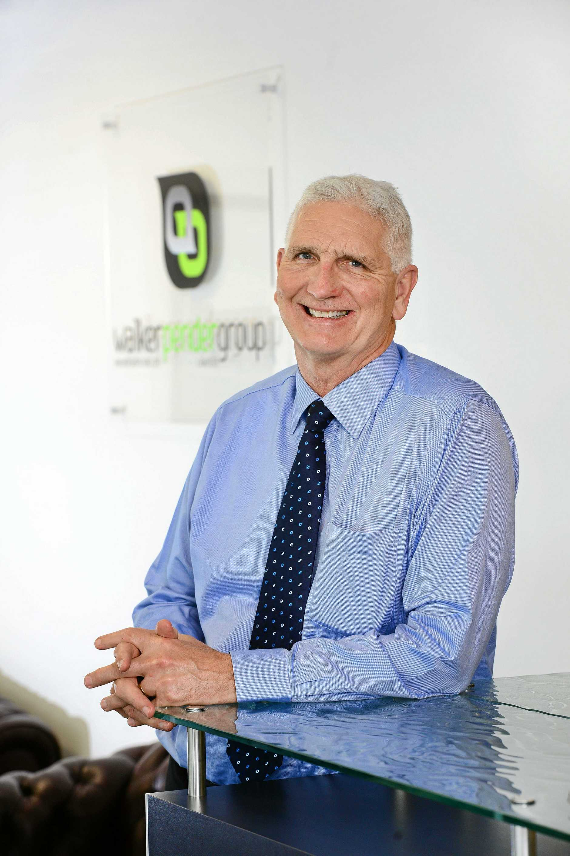 Gerard Pender is a senior director of one of the largest legal practices in the Ipswich and Springfield area. Gerard has practised as a solicitor in the Ipswich area for almost 40 years firstly as a partner with his father in Pender & Pender and then as a partner and director of Walker Pender Group Pty Ltd.