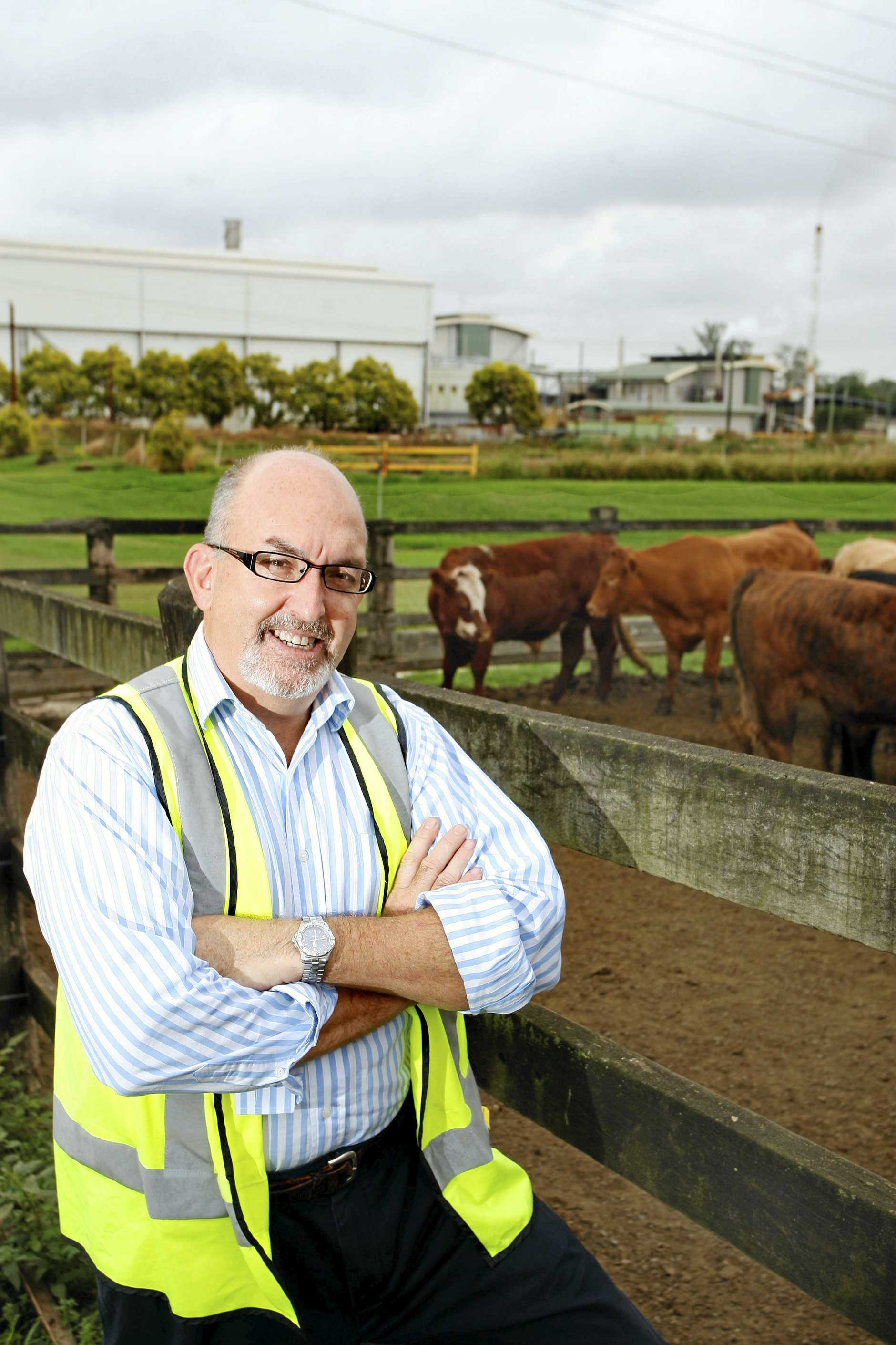 John Berry is the director of food manufacturer JBS Australia. As manufacturing is one of the biggest industries in the region, JBS is able to offer employment opportunities to thousands of Ipswich people. It employs about 1,400 people at the Primo Foods site at Wacol and another 2,100 at JBS at Dinmore.