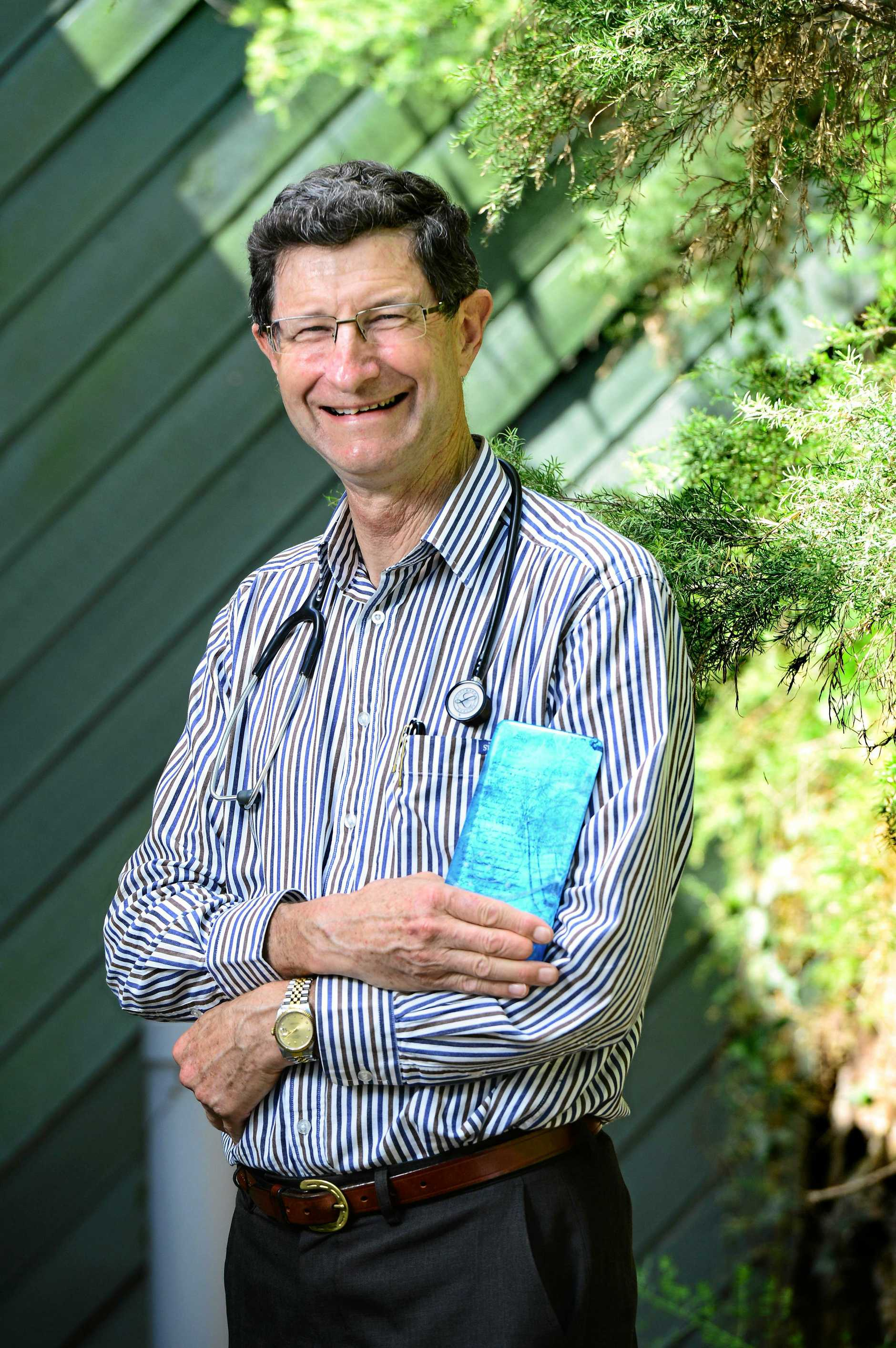 A medical practitioner specialising in child health, Dr Robert McGregor has made an outstanding contribution to Queensland's community. Bob has devoted nearly four decades to his role as consultant paediatrician at Ipswich Hospital.