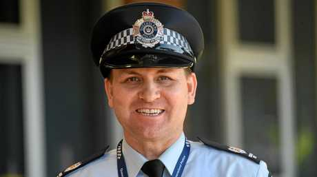 Senior Sergeant Michael McGarry Officer in Charge