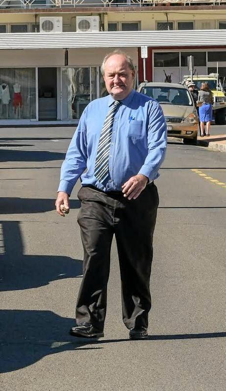 Bundaberg Magistrate Neil Lavaring.