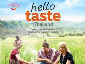 Fabulous food touring in Thailand