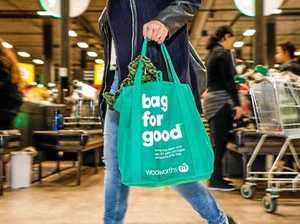 Why generous Woolies shoppers are leaving with empty bags