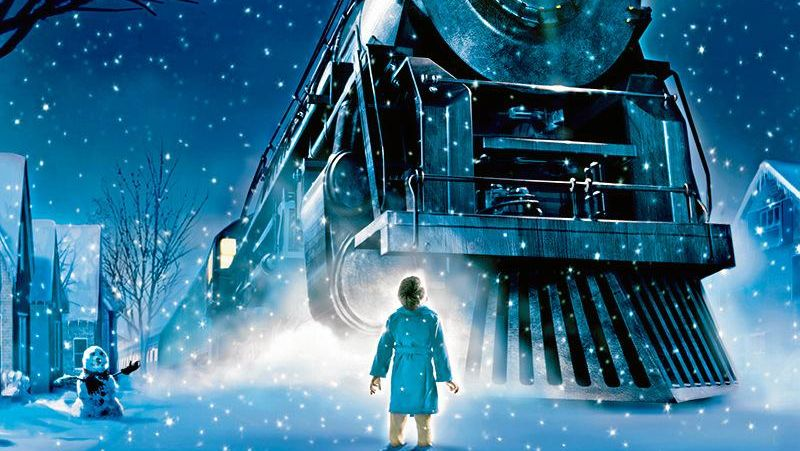 CHRISTMAS TRAIN: The Polar Express will be showing on Sunday at the Kilkivan Town Hall.