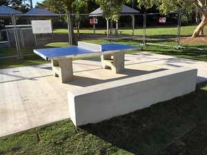 Mundubbera park gets ping pong