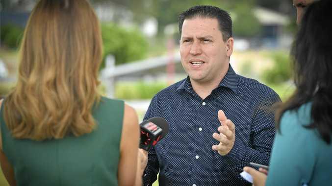Gladstone Region Mayor Matt Burnett said even the seemingly 'boring' projects needed attention.