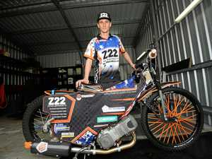 Rocky speedway rider only qualifier for Aus championship