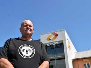 Aurizon trains grind to a halt in face of strike
