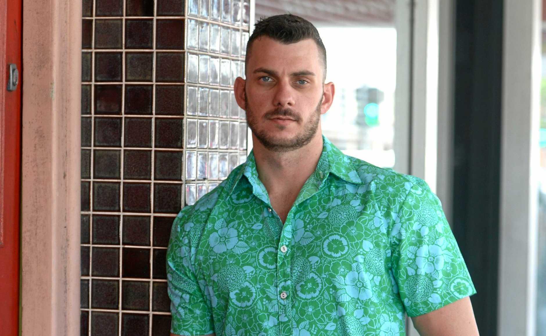 Luke Hayden Seymour, 24, of Slade Point faced Mackay Magistrates Court on Friday.